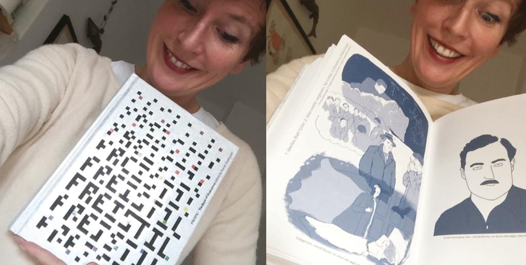 FREISTIL The book of Illustrators
