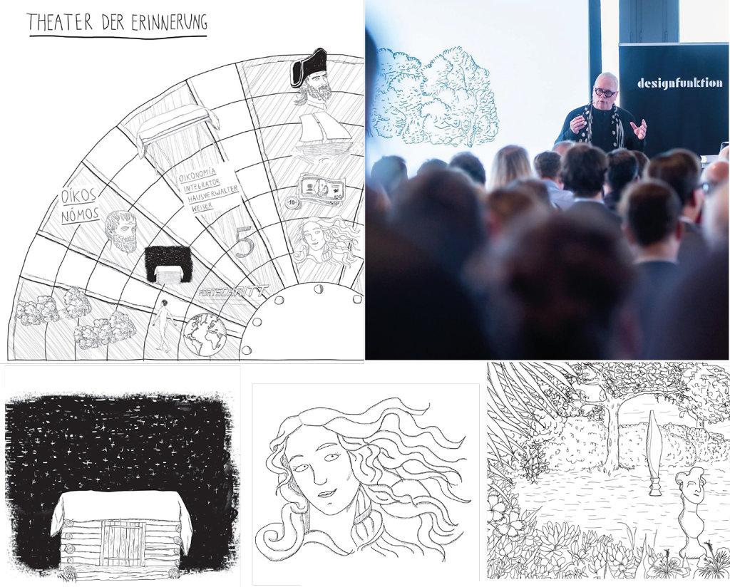 »Theater der Erinnerung« Jan Teunen über New Work
